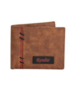 Brown Color Men's Wallet