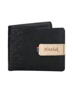 Black color Men's Wallet