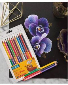 Dual-Side Colour Pencil
