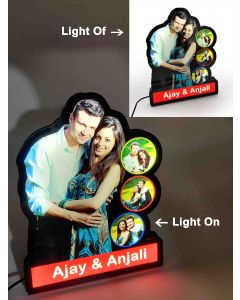 Customize LED cut out
