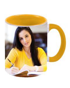 In. Yellow Mug
