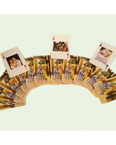 Personalised Playing card