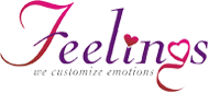 Feelings Gift Logo